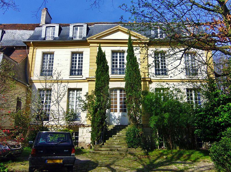 Photo du Monument Historique Hôtel de Largentière situé à Saint-Maur-des-Fossés