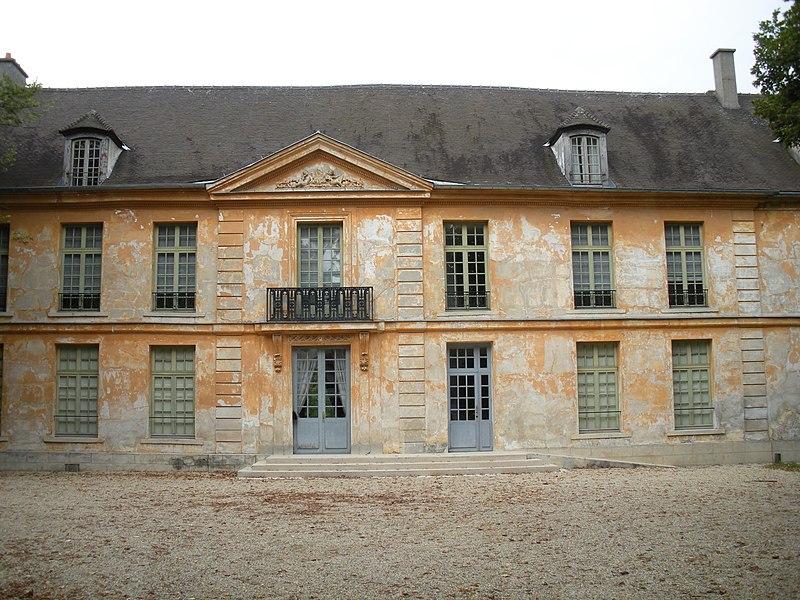 Photo du Monument Historique Château de Haute-Maison situé à Sucy-en-Brie