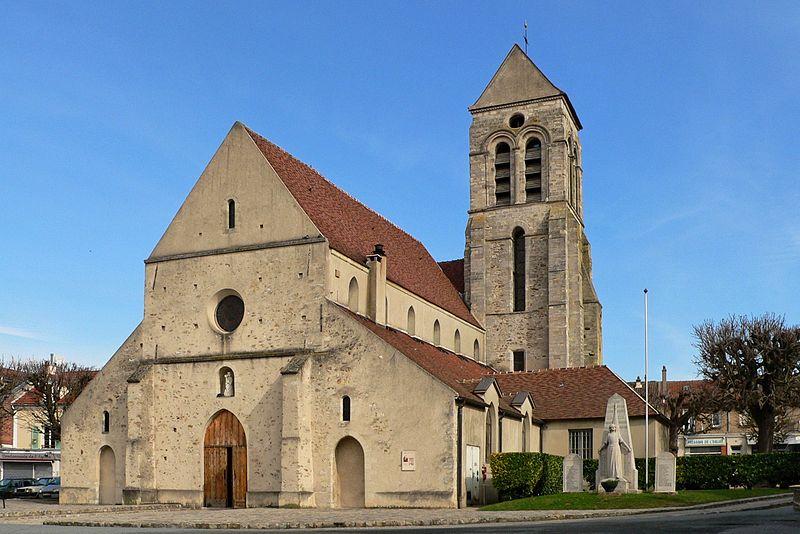 Photo du Monument Historique Eglise Saint-Martin situé à Sucy-en-Brie