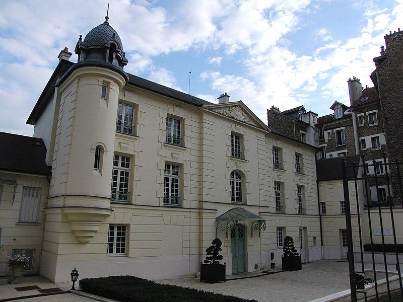 Photo du Monument Historique Hôtel Coignard situé à Nogent-sur-Marne