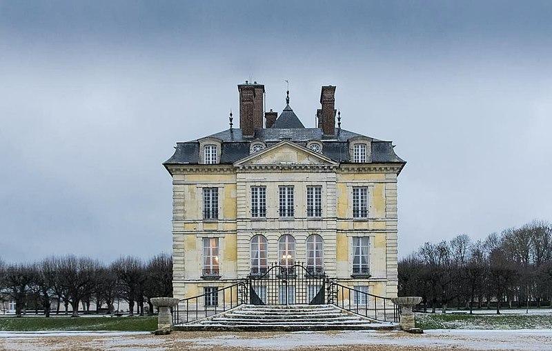 Photo du Monument Historique Château d'Ormesson situé à Noiseau