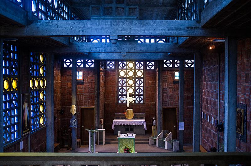 Photo du Monument Historique Chapelle des Franciscains ou chapelle Perret situé à Arcueil
