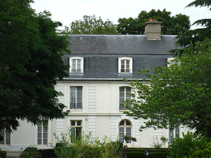 Photo du Monument Historique Château du Rancy, actuellement lycée situé à Bonneuil-sur-Marne