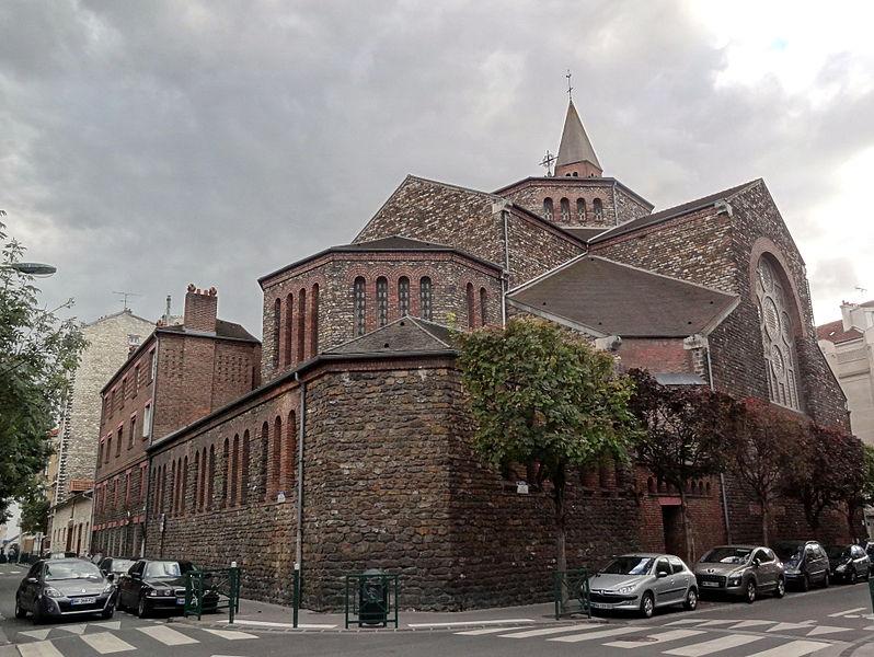 Photo du Monument Historique Eglise Saint-Louis de Vincennes situé à Vincennes