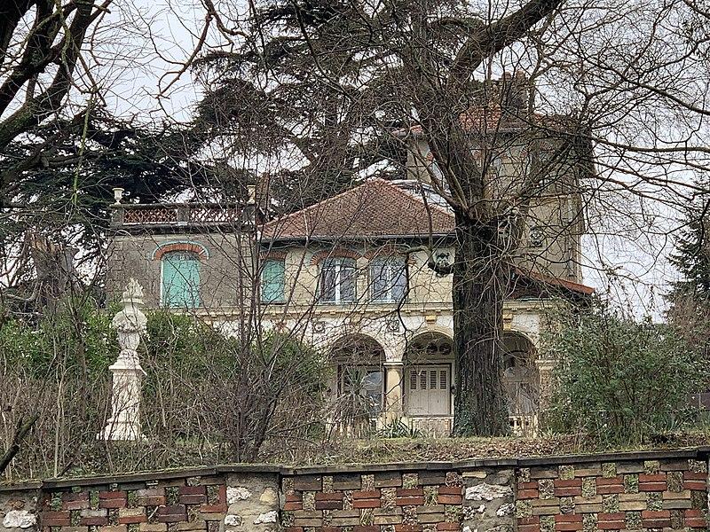 Photo du Monument Historique Maison situé à Champigny-sur-Marne