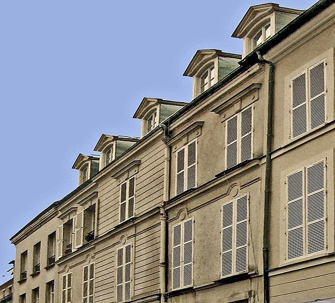 Photo du Monument Historique Ancien hôtel de la Capitainerie des Chasses situé à Villejuif