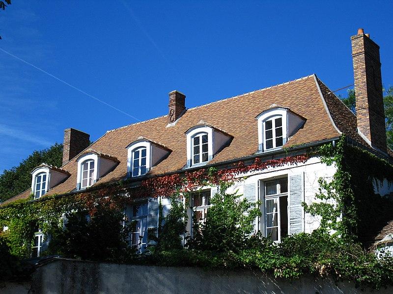 Photo du Monument Historique Maison Garrot ou château de Périgny-le-Petit situé à Périgny