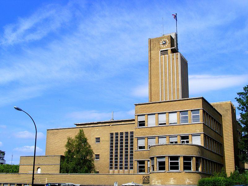 Photo du Monument Historique Hôtel de ville situé à Cachan