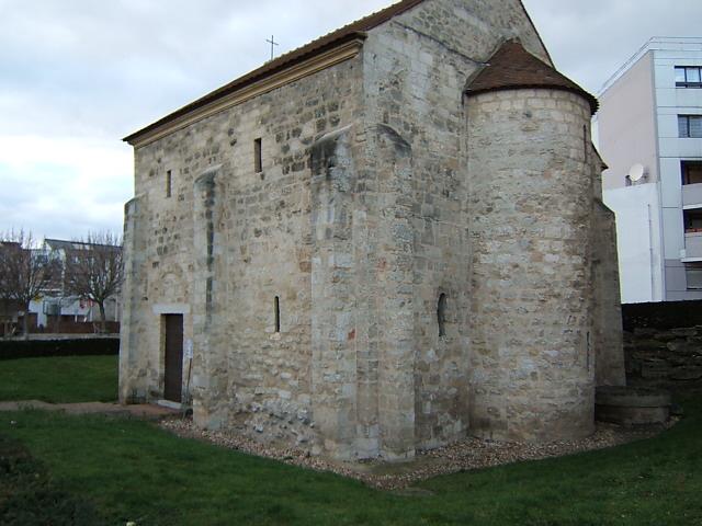 Photo du Monument Historique Chapelle Saint-Jean situé à Argenteuil