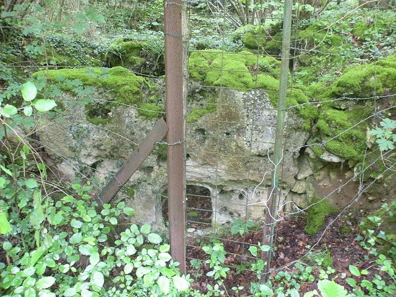 Photo du Monument Historique Allée couverte situé à Arronville