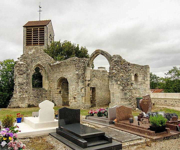 Photo du Monument Historique Eglise situé à Banthelu