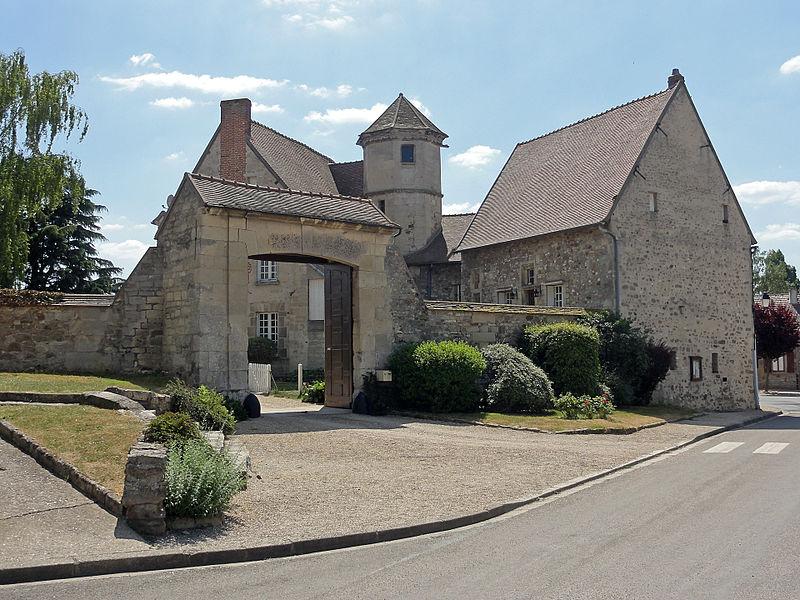 Photo du Monument Historique Hôtel-Dieu situé à Le Bellay-en-Vexin