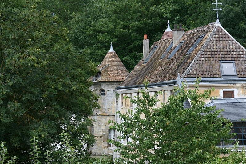 Photo du Monument Historique Manoir du Réal situé à Boissy-l'Aillerie