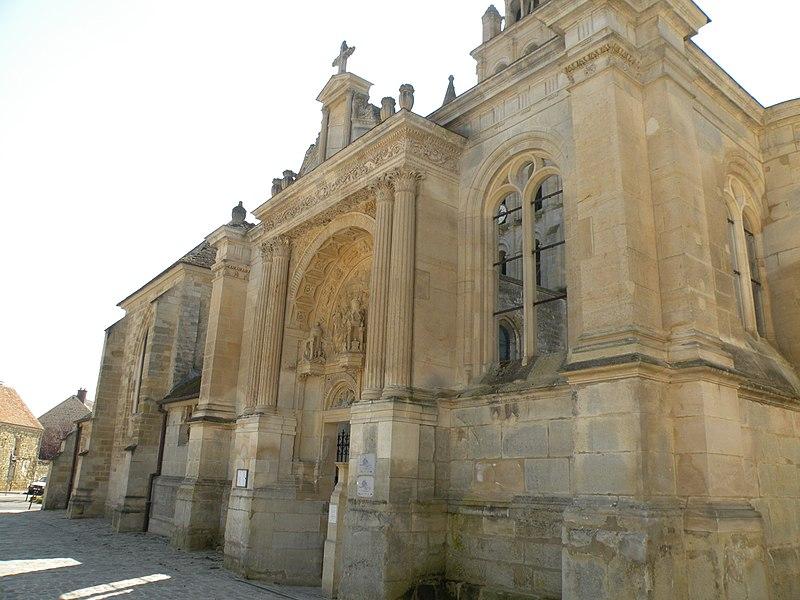 Photo du Monument Historique Ancienne église situé à Cergy