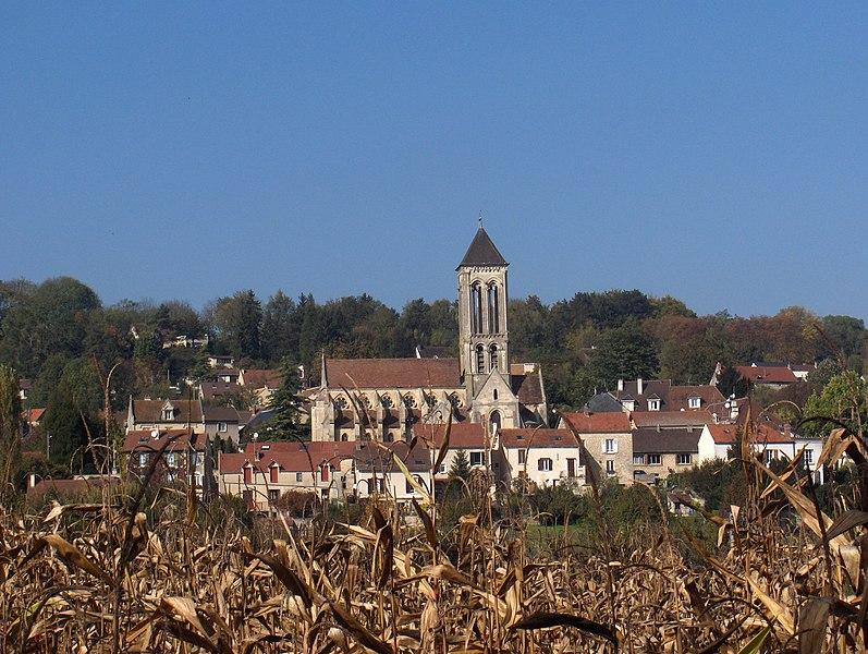 Photo du Monument Historique Eglise Notre-Dame de l'Assomption situé à Champagne-sur-Oise