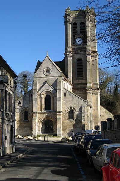 Photo du Monument Historique Eglise Saint-Sulpice situé à Chars