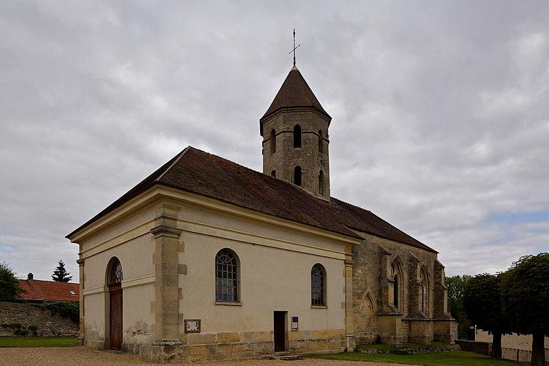 Photo du Monument Historique Eglise Saint-Pierre-ès-Liens situé à Condécourt