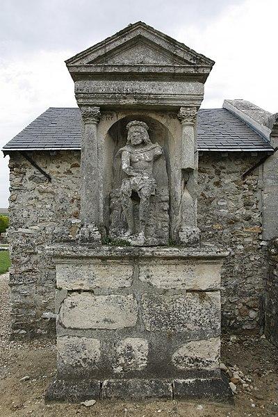 Photo du Monument Historique Monument dit Ecce Homo situé à Cormeilles-en-Vexin