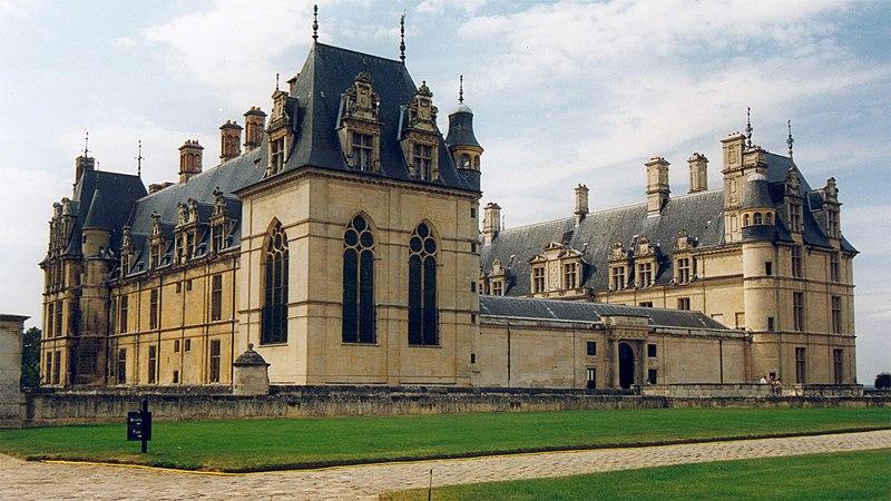 Photo du Monument Historique Domaine du Château d'Ecouen, actuellement musée de la Renaissance situé à Ecouen