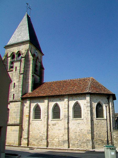 Photo du Monument Historique Eglise Notre-Dame de l'Assomption situé à Epiais-lès-Louvres