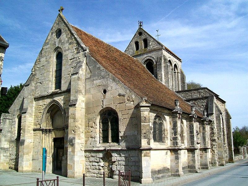 Photo du Monument Historique Eglise situé à Fosses