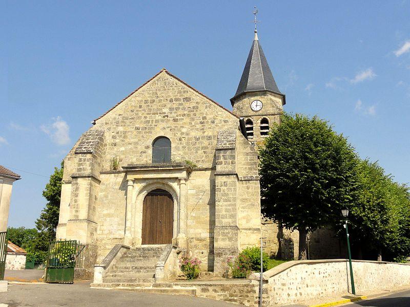 Photo du Monument Historique Eglise situé à Frémécourt