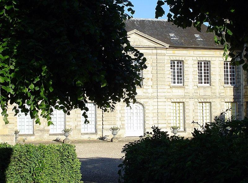 Photo du Monument Historique Château situé à Gadancourt