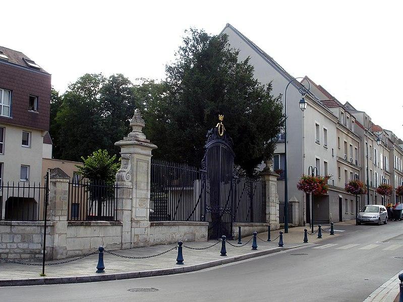 Photo du Monument Historique Château de Garges situé à Garges-lès-Gonesse