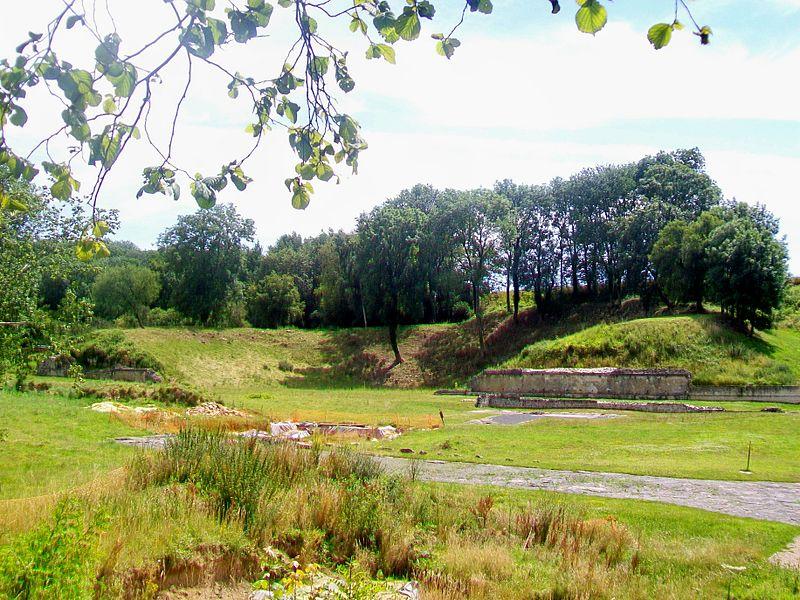 Photo du Monument Historique Vestiges gallo-romains situé à Genainville