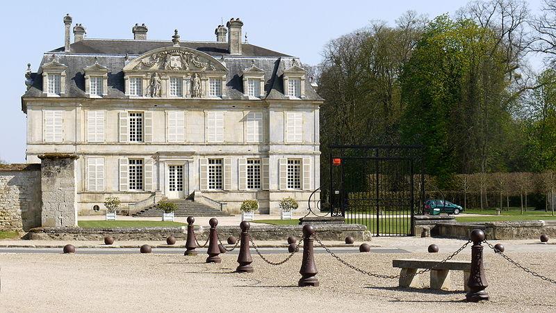 Photo du Monument Historique Château de Guiry situé à Guiry-en-Vexin