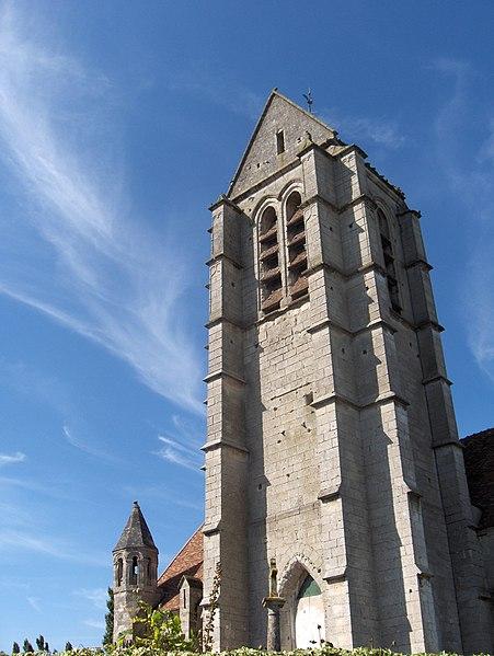 Photo du Monument Historique Eglise situé à Haravilliers