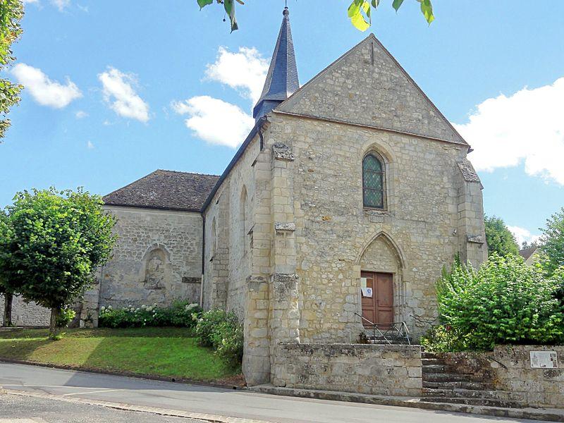 Photo du Monument Historique Eglise situé à Hédouville