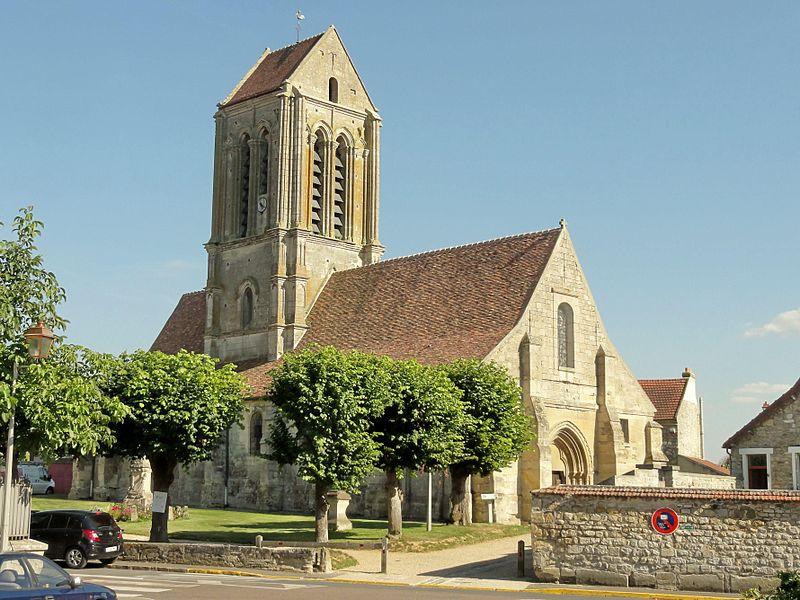 Photo du Monument Historique Eglise Saint-Clair situé à Hérouville