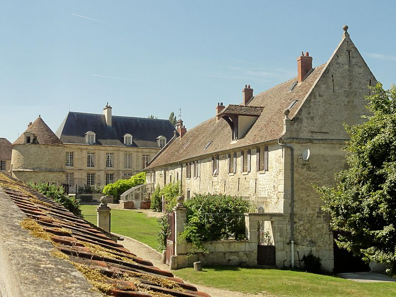 Photo du Monument Historique Château situé à Labbeville