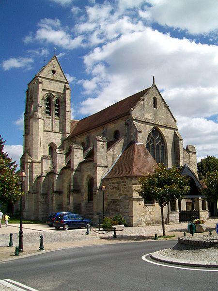 Photo du Monument Historique Eglise Saint-Etienne situé à Marly-la-Ville