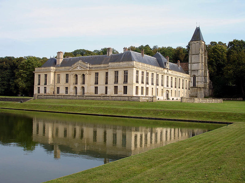 Photo du Monument Historique Château situé à Méry-sur-Oise