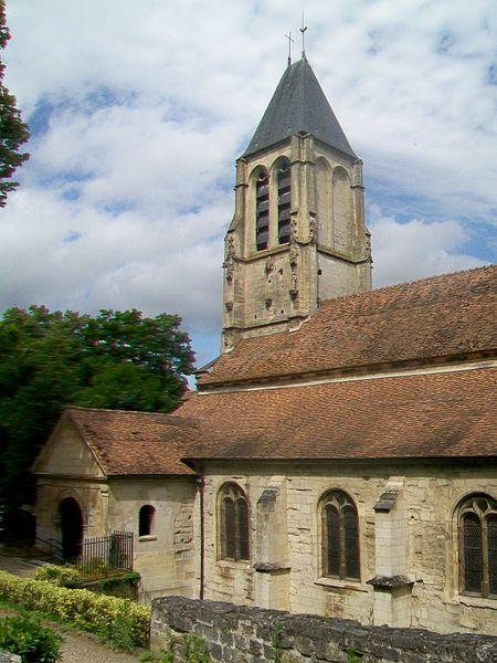 Photo du Monument Historique Eglise Saint-Denis situé à Méry-sur-Oise