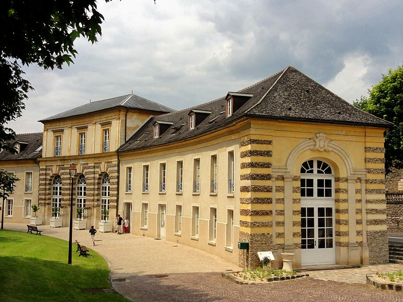Photo du Monument Historique Château situé à Montmorency