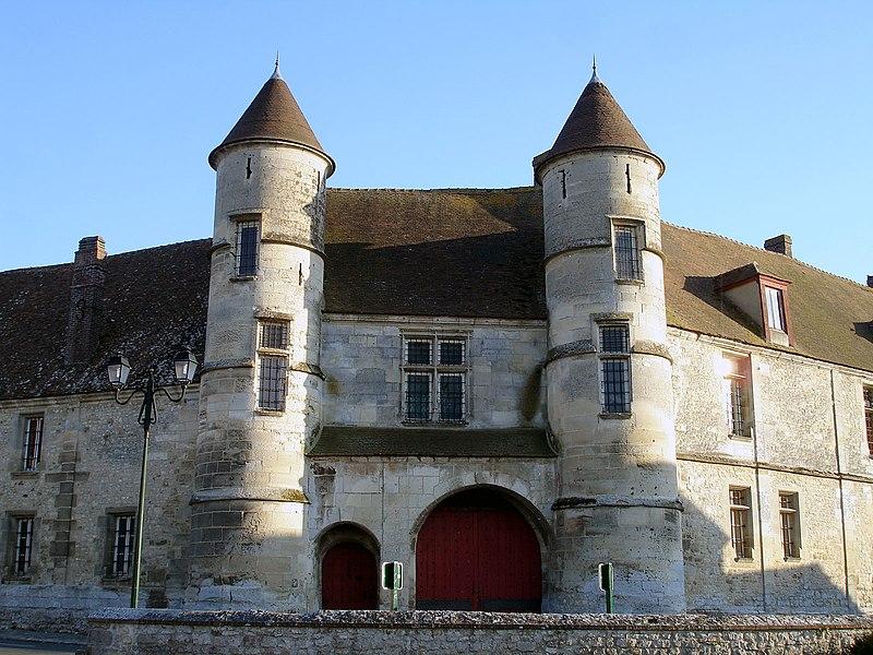 Photo du Monument Historique Prieuré situé à Moussy