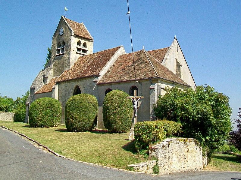 Photo du Monument Historique Eglise situé à Noisy-sur-Oise