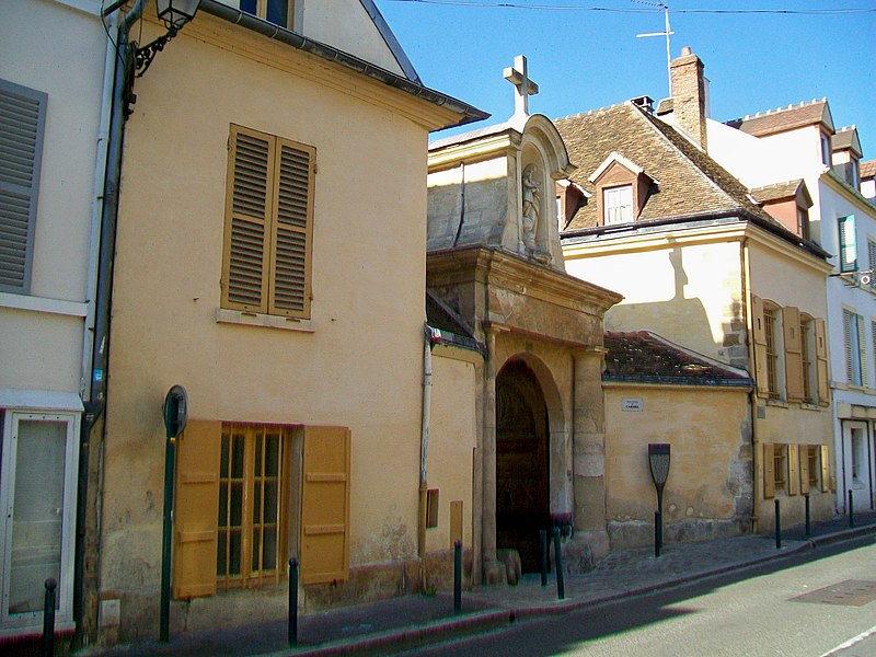 Photo du Monument Historique Couvent des Carmélites ou du Carmel situé à Pontoise