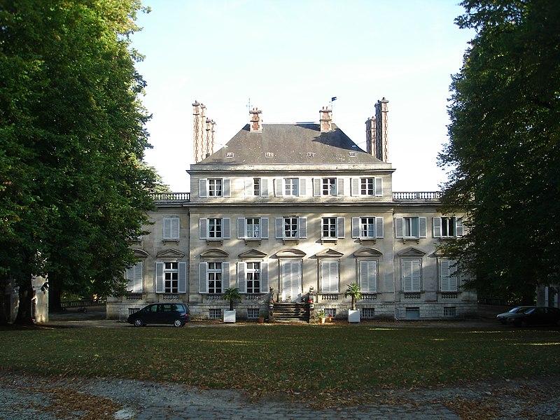 Photo du Monument Historique Château de Magnitot situé à Saint-Gervais