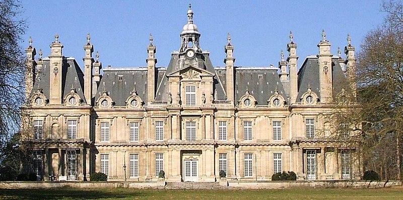 Photo du Monument Historique Château de Franconville situé à Saint-Martin-du-Tertre