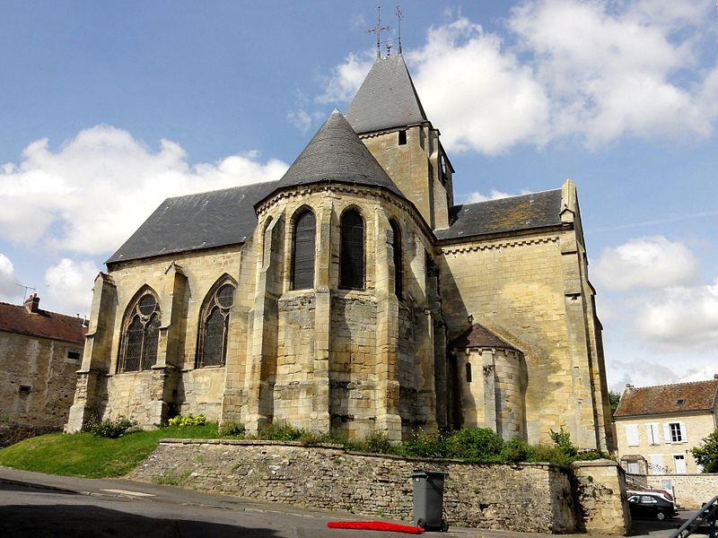 Photo du Monument Historique Eglise situé à Us