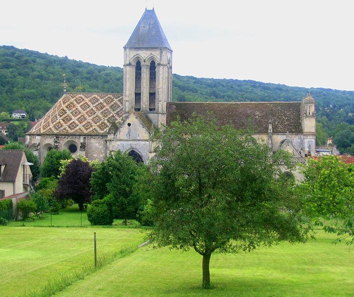 Photo du Monument Historique Eglise Notre-Dame situé à Vétheuil