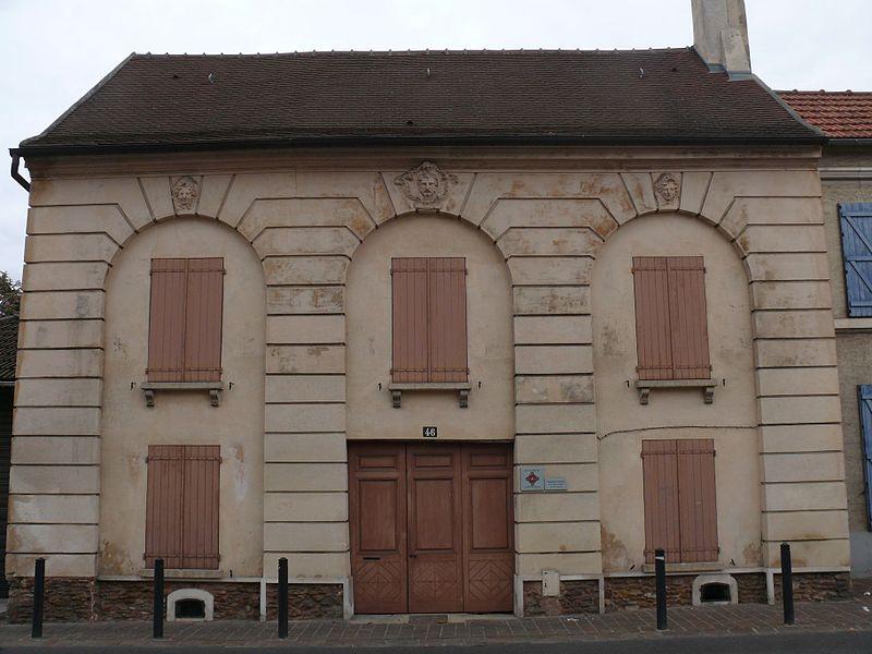 Photo du Monument Historique Maison situé à Villiers-le-Bel