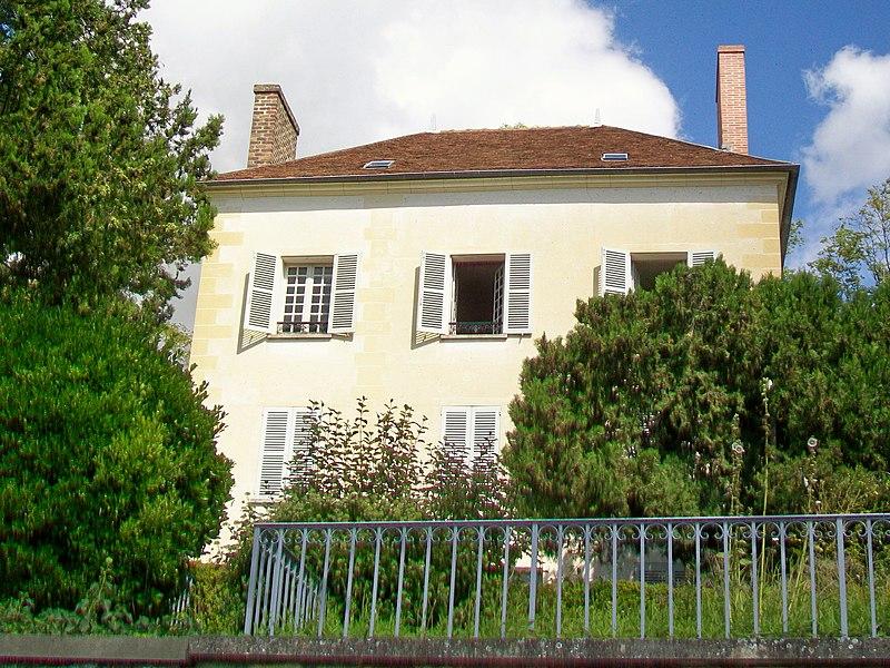 Photo du Monument Historique Maison du Docteur Gachet situé à Auvers-sur-Oise