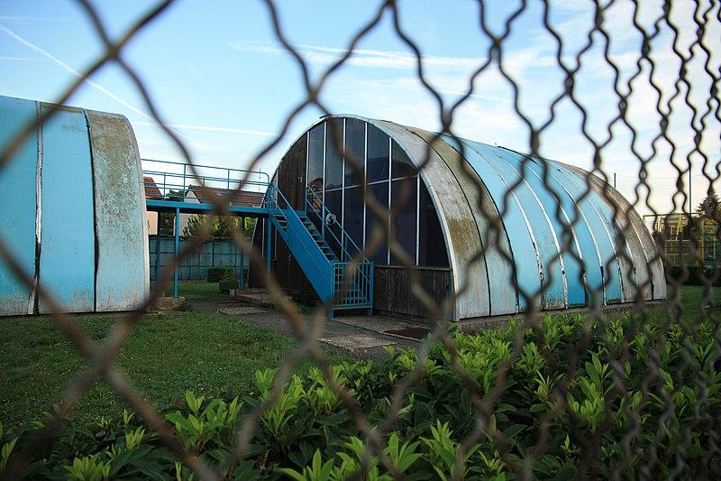 Photo du Monument Historique Club des Espérances situé à Ermont