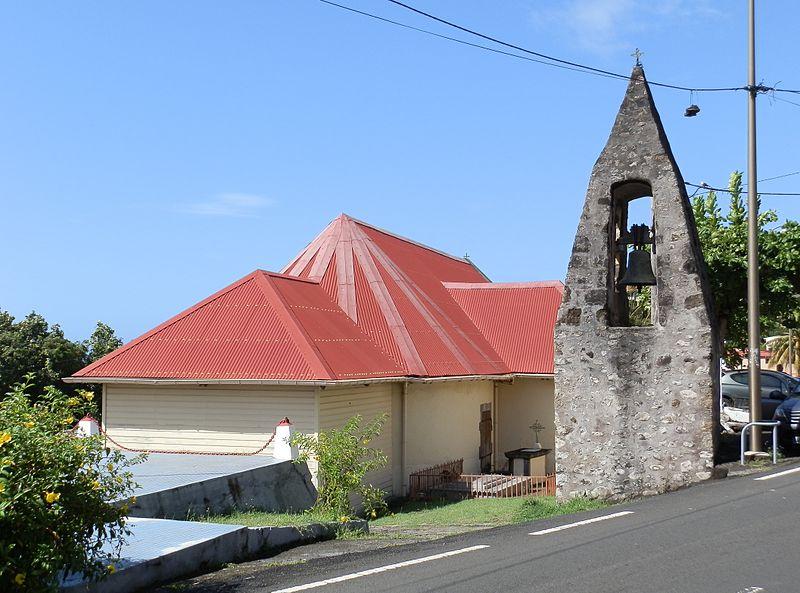 Photo du Monument Historique Eglise situé à Vieux-Fort