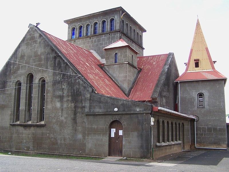 Photo du Monument Historique Eglise Saint-Joseph situé à Vieux-Habitants